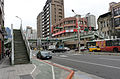 Footbridge in Intersection of Nanjing West Road and Taiyuan Road 20151229a.jpg