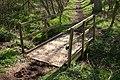 Footbridge on the edge of Lenborough Wood - geograph.org.uk - 393501.jpg