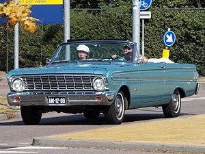 Ford Falcon (North America) - 1964 Ford Falcon convertible