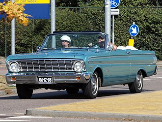Ford Falcon (North America) - 1964 Ford Falcon convertible