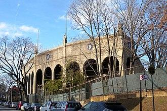 West Side Tennis Club - Stadium, late 2011