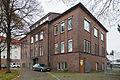Former administration building Lindener Eisen- und Stahlwerke Davenstedter Strasse Linden Hanover Germany.jpg