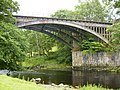 Former railway bridge over the River Rawthey near Sedbergh - geograph.org.uk - 517712.jpg