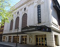 Forrest Theatre from west.jpg
