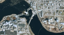 Fort Frances–International Falls International Bridge National Map view.png