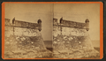 Fort Marion, (east point) showing parapet walls and sentry box. St. Augustine, Fla, from Robert N. Dennis collection of stereoscopic views.png
