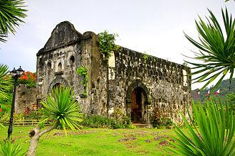 Taytay, Palawan - Image: Fort Sta. Isabel Chapel