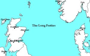 Long Forties - Image: Forties