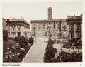 Fotografi. Il Campidoglio. Rom, Italien. - Hallwylska museet - 107514.tif