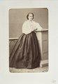 Fotografiporträtt på Cecilia Sparre af Söfdeborg - Hallwylska museet - 107669.tif