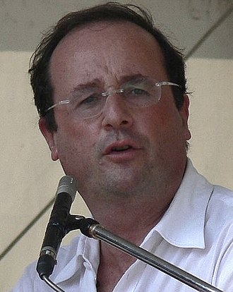 François Hollande - François Hollande in 2005
