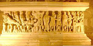 Français : Abbaye de Saint-Hilaire, Aude (11),...