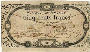Liste des émissions de franc français sous le Consulat et le