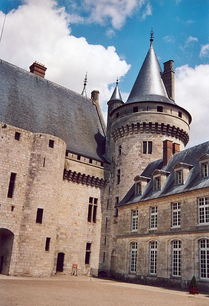 Fichier:France Loiret Sully-sur-Loire Chateau 06.jpg