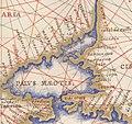 Francesco Ghisolfi. Black Sea. HM 28. PORTOLAN ATLAS. (Italy 16th century).E.jpg