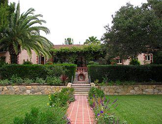 Francis W. Wilson - Alexander Gardens, Santa Barbara, 1906; Francis W. Wilson.  Currently a senior living facility