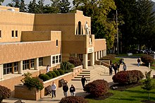 Alvernia University Franco Library in Reading, PA