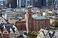 Frankfurt Am Main-Paulsplatz mit Paulskirche-Ansicht vom Domturm-20101024.jpg