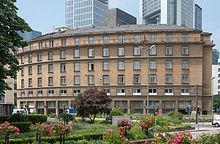 Hotel Steigenberger Frankfurt Opernarrangement