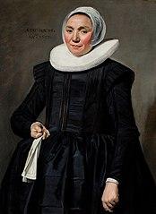 Portrait of a woman aged 36