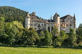Frauenstein Schloss Frauenstein SW-Ansicht 15082019 6977.jpg