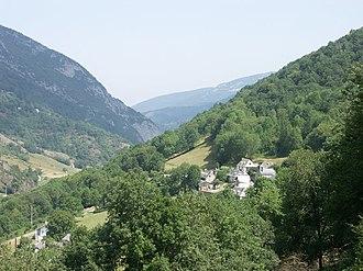 Fréchet-Aure - View of Fréchet-Aure