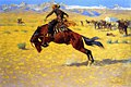 Frederic Remington A Cold Morning on the Range.jpg
