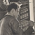Frederick E. Olmstead Jr. working on Coit Tower mural (1934).jpg