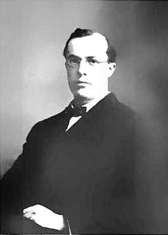 Frederick M. Smith - Image: Frederick M. Smith 2