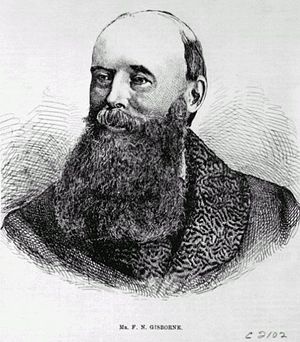 Frederick Newton Gisborne