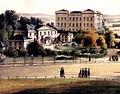 Friederikenschlösschen 1859 Zeughaus Waterlooplatz.jpg