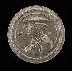 Caspar Wintzerer, 1465 or 1475-1542, Bavarian Soldier [obverse]