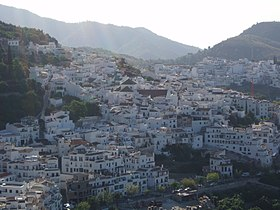 Panorama de Frigiliana