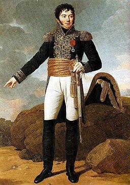 Général Jean Victor Tharreau