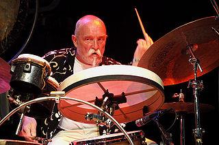 Günter Sommer German drummer
