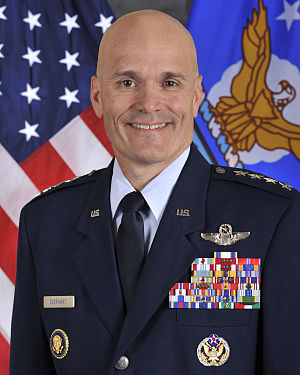 Carlton D. Everhart II - Everhart as Commander, Air Mobility Command