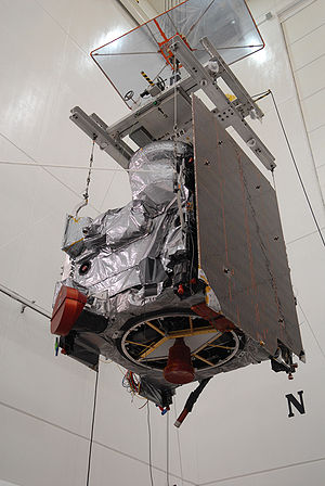 GOES 14 - GOES 14 during pre-launch processing