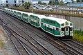 GO Train on Lakeshore line at Dufferin.JPG
