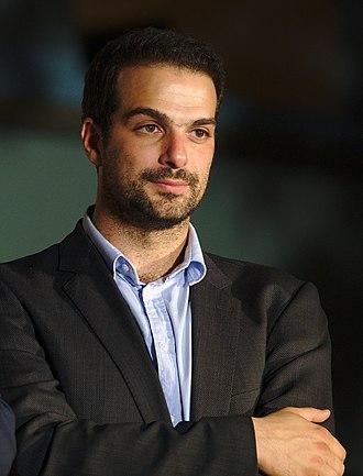 Gabriel Sakellaridis - May 25 2014, election results in