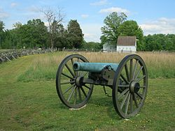 Gaines Mill, Union gun.jpg
