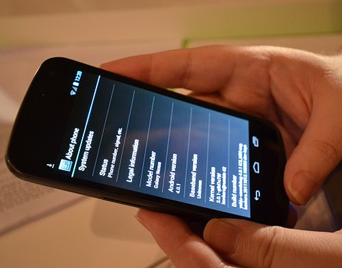 Galaxy Nexus hands-on