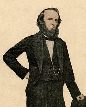Gamaliel Bailey - Gamaliel Bailey in 1857