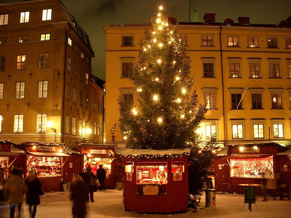 Gamla stans Julmarknad 2009j