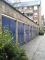 Garages, Cranleigh Street NW1 - geograph.org.uk - 2206317.jpg
