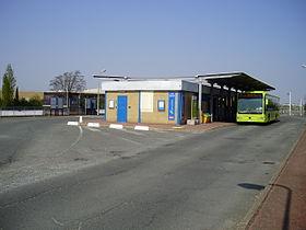 Gare du pont de rungis a roport d 39 orly wikip dia - Bus 183 aeroport orly sud porte de choisy ...