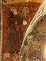 Gargilesse-Dampierre (36) Église Saint-Laurent et Notre-Dame Crypte Fresques 31.JPG