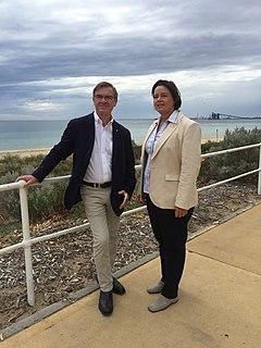 Madeleine King Australian politician