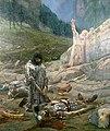 Gaston Bussière - La Mort des Preux.jpg