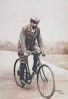 Gaston Rivierre cyclist