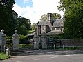 Gatehouse to the Flete Estate - geograph.org.uk - 338592.jpg